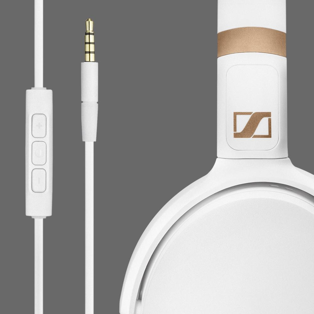 Amazon.com: Sennheiser HD 4.30i White Around Ear