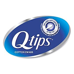 Q-tips Cotton Swabs makeup babies pets clean soft tips