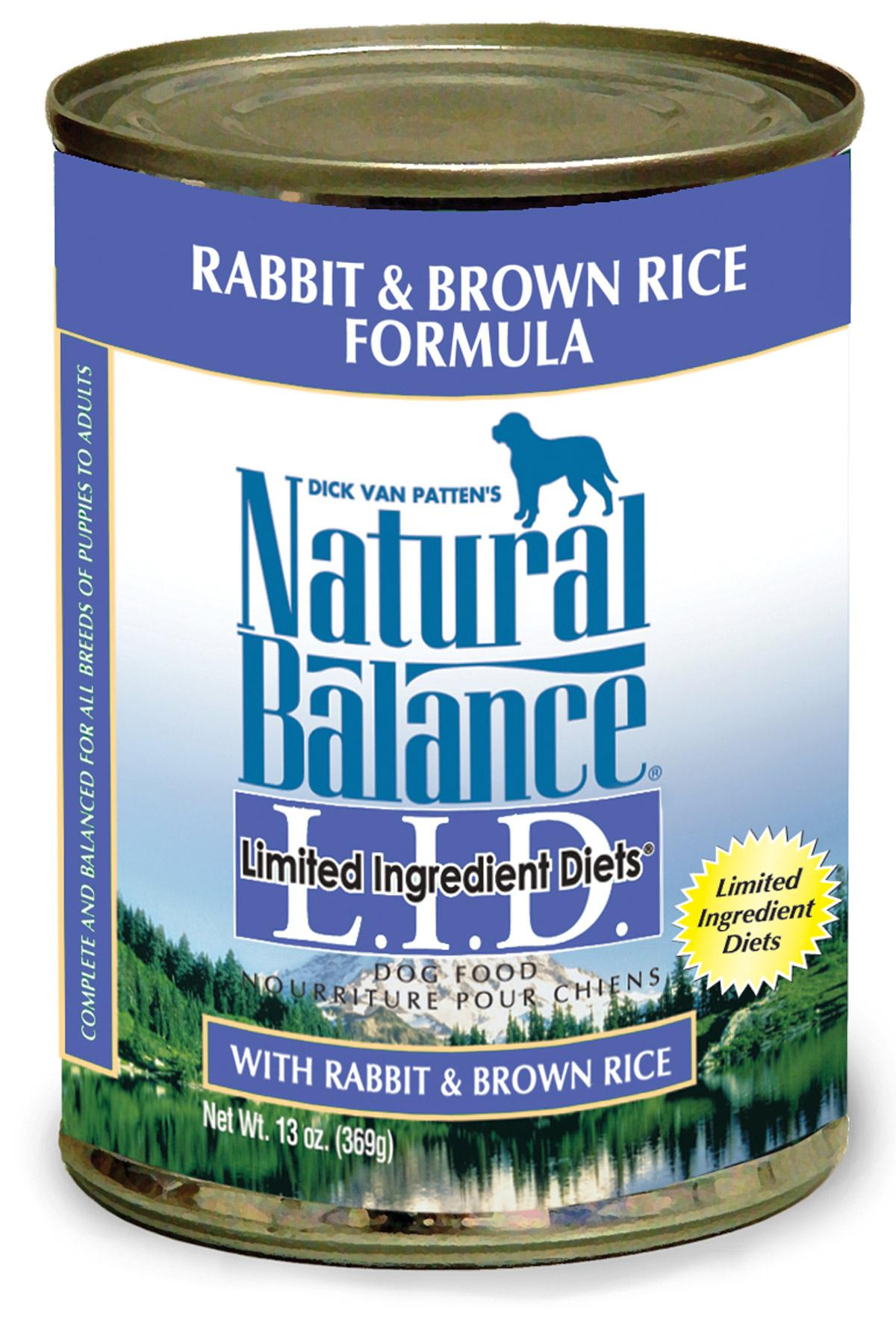 Reviews On Natural Balance Limited Ingredient Dog Food