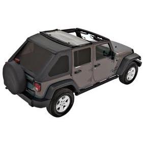 Sprint Jeep Soft Top Frameless