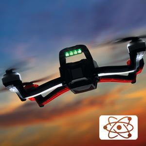 Traxxas Aton Quadcopter With Fixed Camera Mount Drone Quad