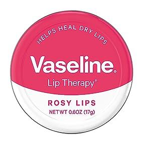 Vaseline Lip Therapy Aloe Vera Lip Balm Tin
