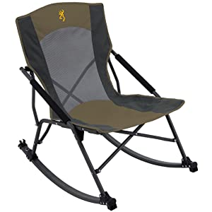 Similar Items by Browning C&ing. Cabin Chair.  sc 1 st  Amazon.com & Amazon.com : Browning Camping 8525014 Strutter Folding Chair ...