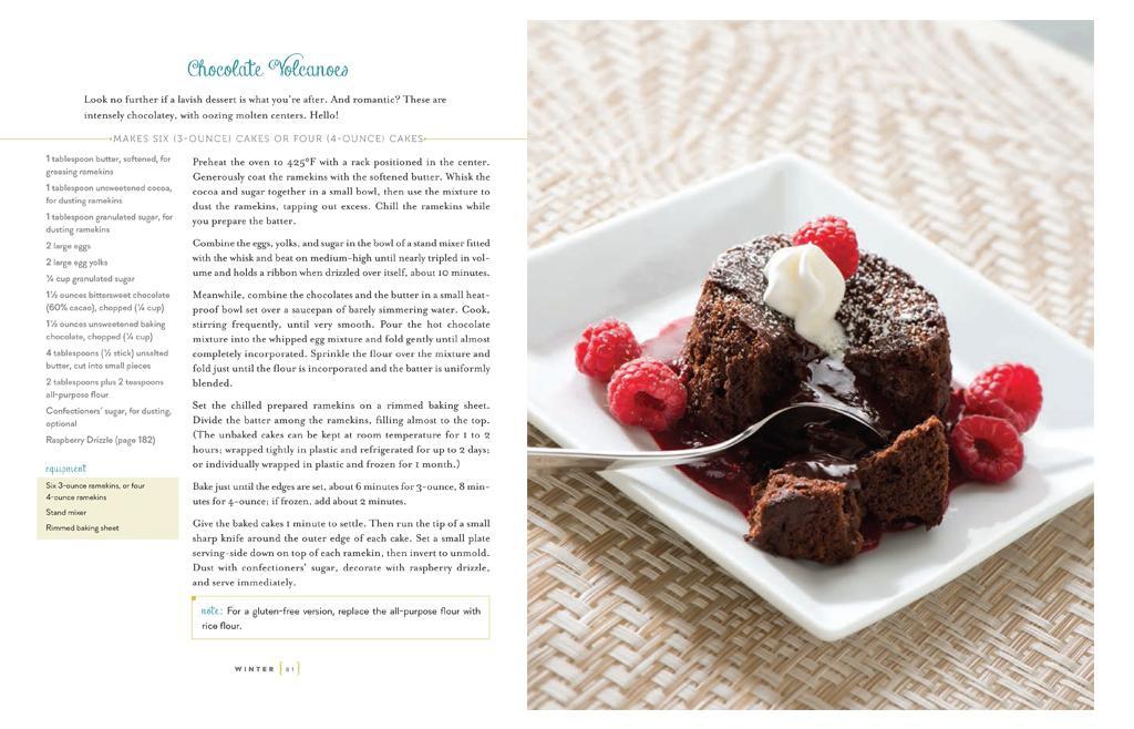 Make Blueberry Chocolate Cake