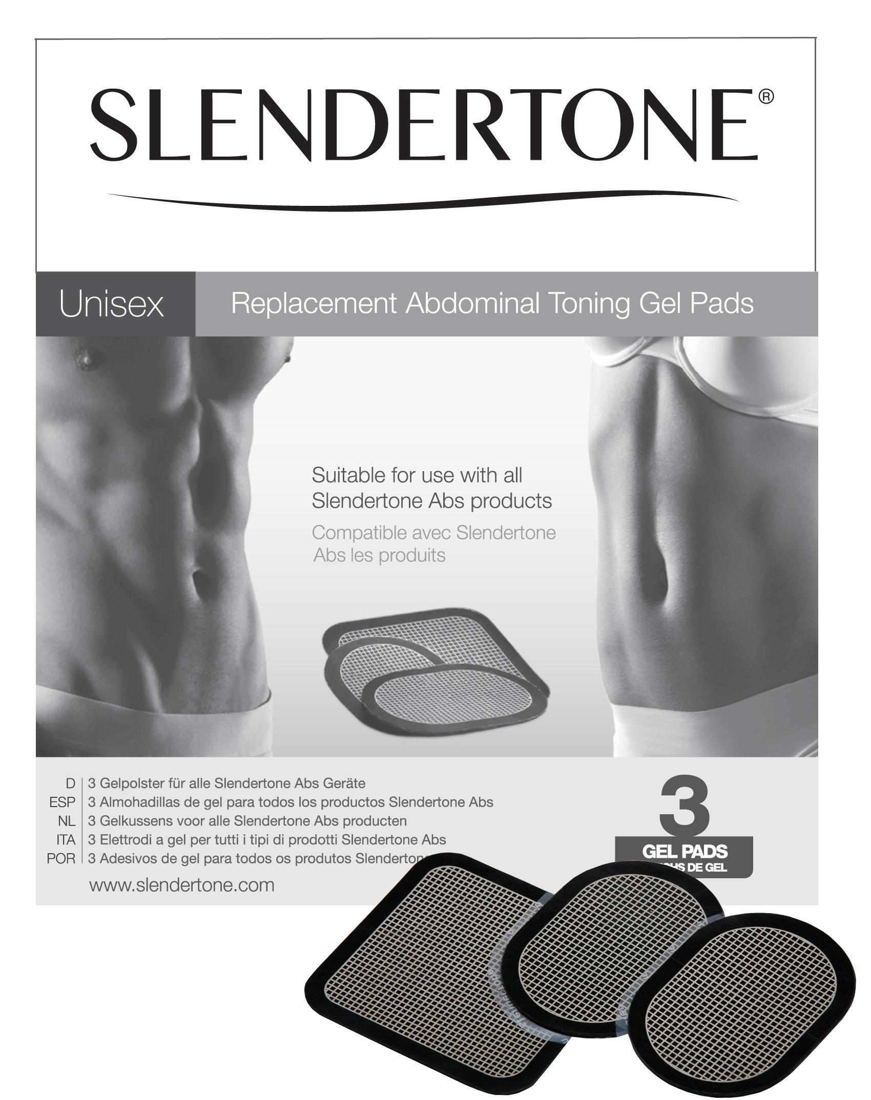 Amazon.com : Slendertone Replacement Gel Pads for All Slendertone