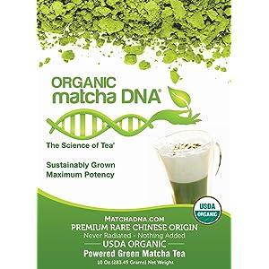 Best Organic Matcha Green Tea Powder
