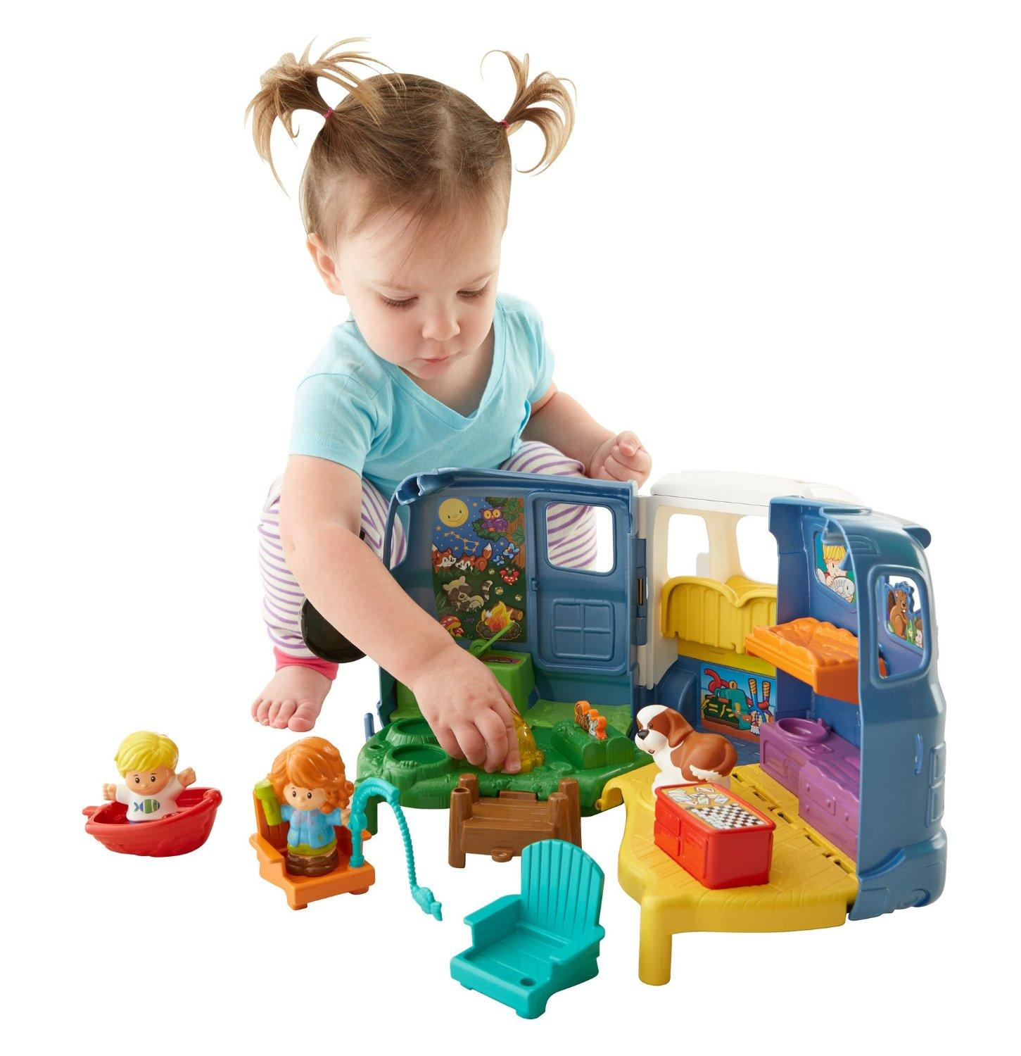 Fisher Price Toys : Amazon fisher price little people songs sounds