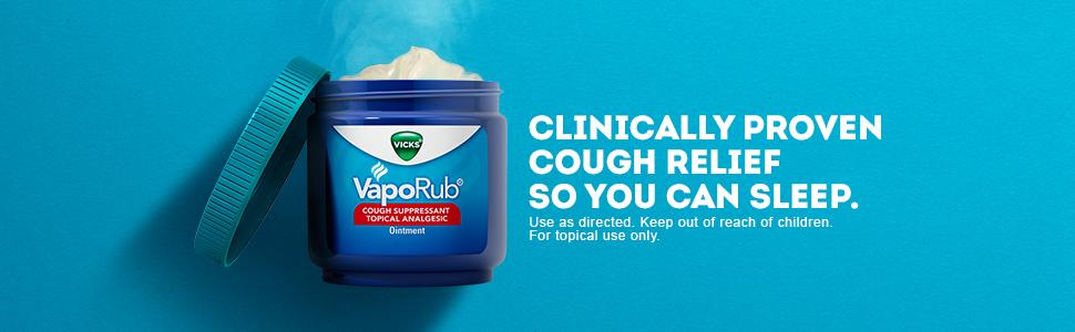 VapoRub Topical Ointment
