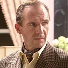 Laurence Laurentz, Ralph Fiennes