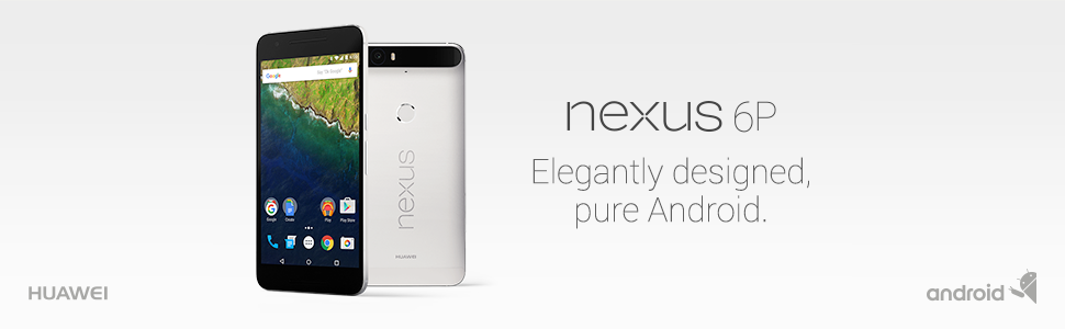 best service ad900 d855a Huawei Nexus 6P unlocked smartphone, 32GB Graphite (US Warranty)