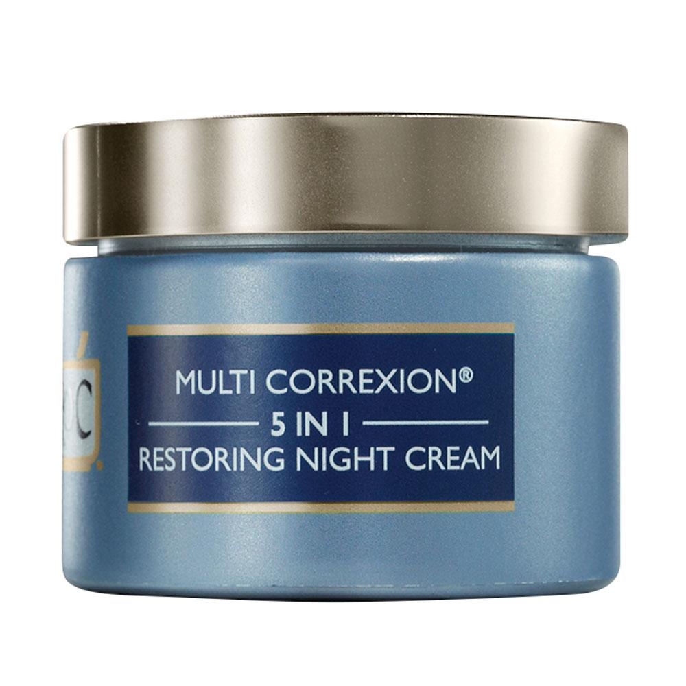roc multi correxion 5 in 1 restoring anti aging facial night cream wrinkle. Black Bedroom Furniture Sets. Home Design Ideas