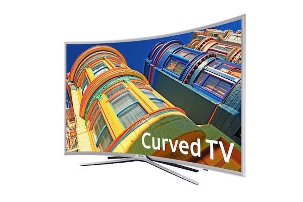 Amazon.com: Samsung UN55K6250 Curved 55-Inch 1080p Smart LED TV (2016