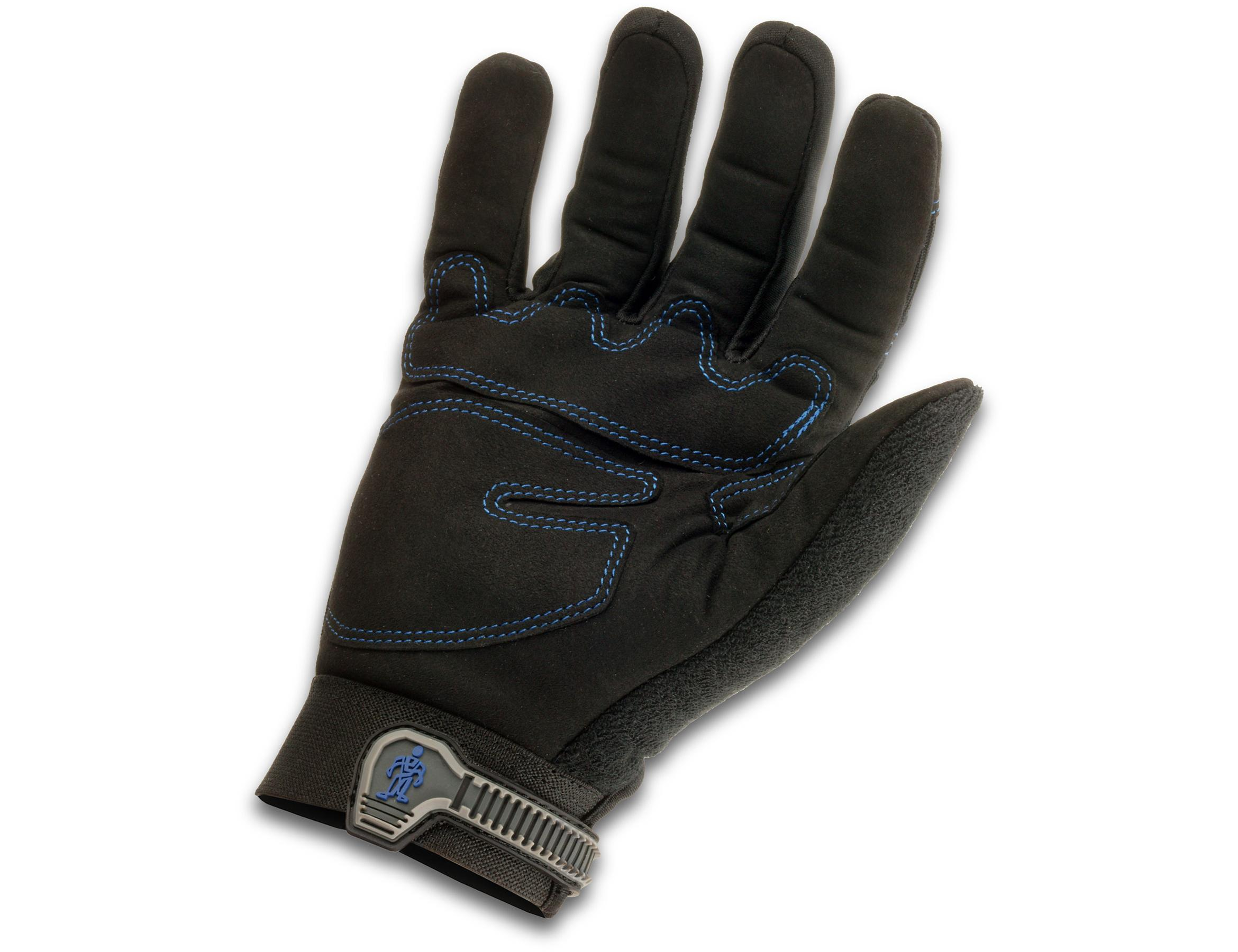 Thermal leather work gloves - From The Manufacturer