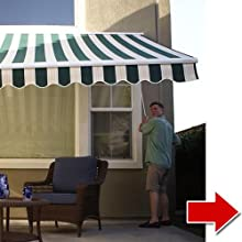 Patio Awnings; Patio Covers; Motorized Awning; Patio Retractable Awning;  Patio Cover;