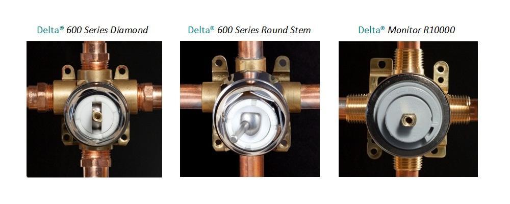 Pfister Declan 1 Handle Tub Amp Shower Valve Only Trim