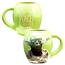 Yoda Ceramic Mug
