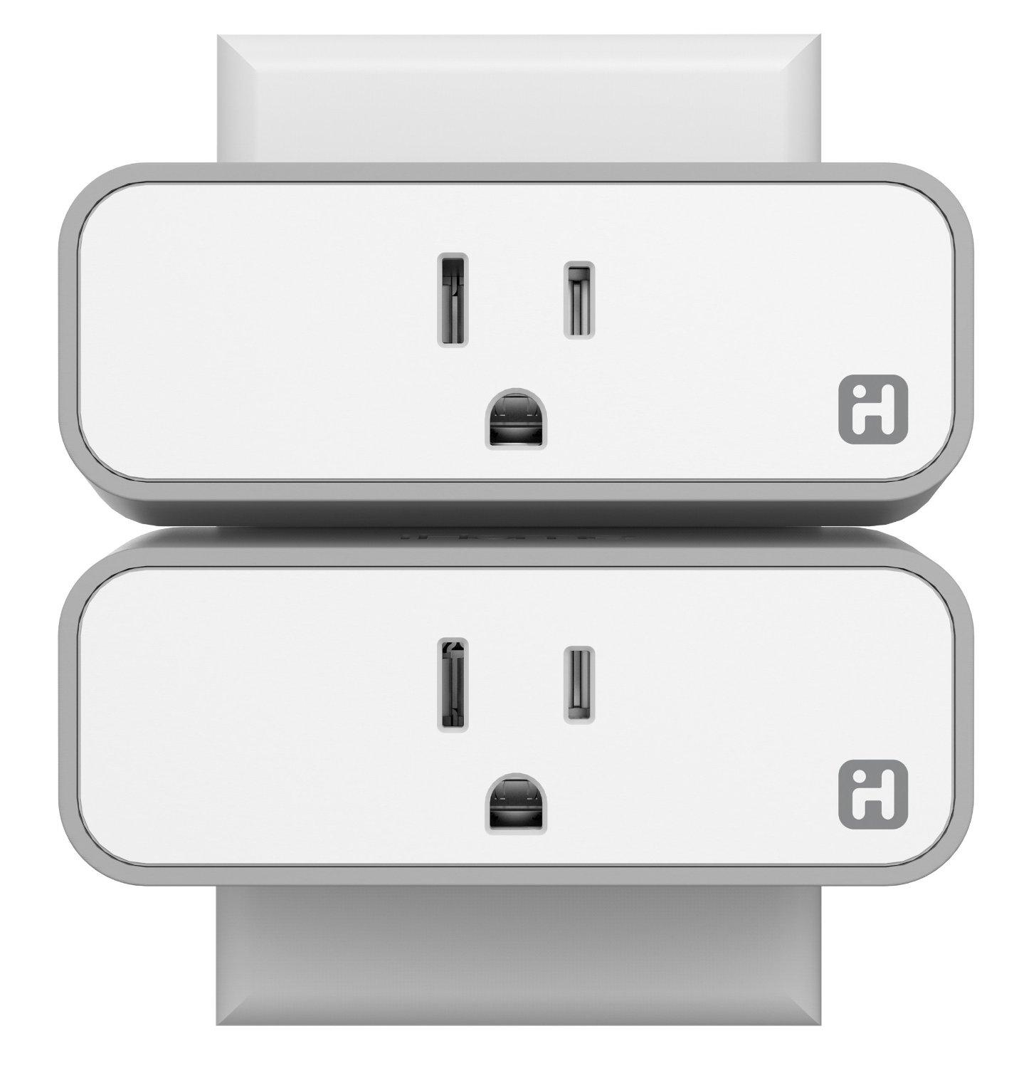 how to connect ihome smart plug to alexa