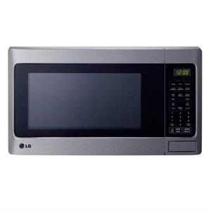 Amazon Com Lg Lcrt1513st Countertop Microwave Oven 1100