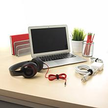 Pre-cut Ties, Adjustable, versatile, wire management