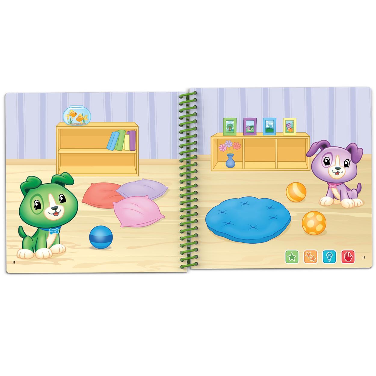 Toys And Games For Preschool : Amazon leapfrog leapstart preschool activity book