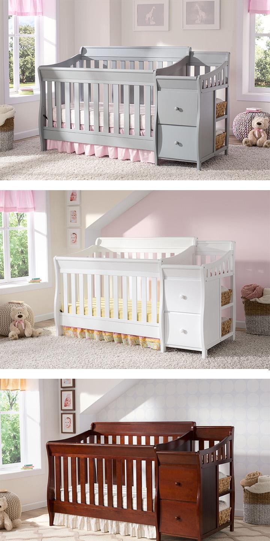 Amazon Com Delta Children Bentley S Convertible Crib N