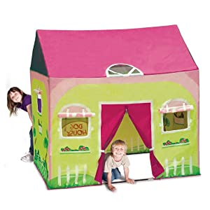 The Pacific Play Tents u0027Cottageu0027 Play House Tent - 58 inch x 48 inch x 58 inch  sc 1 st  Amazon.com & Amazon.com: Pacific Play Tents Kids Cottage Play House Tent ...
