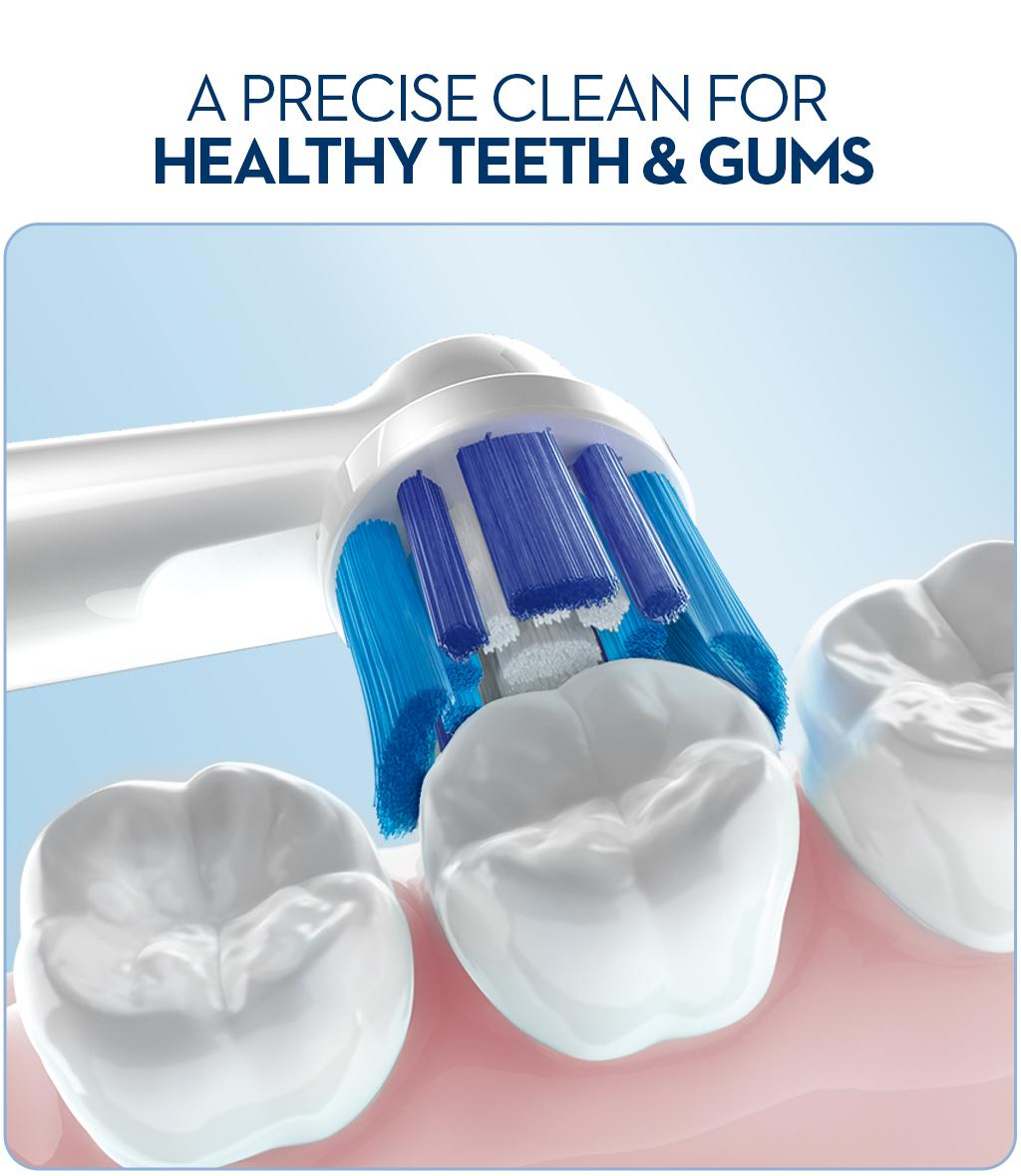 Amazon.com: Oral-B Precision Clean Electric Toothbrush Replacement