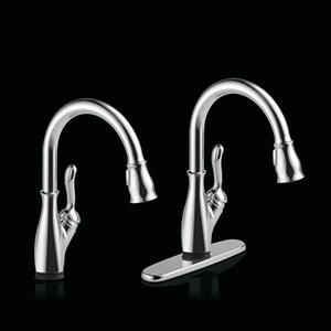 Delta Faucet 9178-AR-DST Leland Single Handle Pull-Down