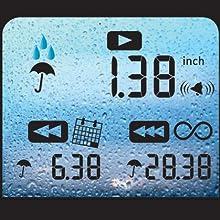 rain gauge, weather station