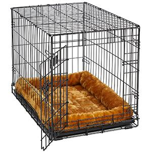 Cinnamon Bed in Crate