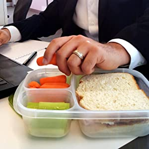 office, lunchboxes, lunch, boxes, work, compartmentalized, containers, bento, box, snack