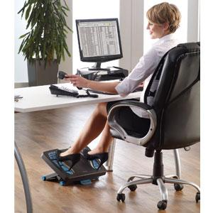 fellowes energizer foot support 8068001 office products. Black Bedroom Furniture Sets. Home Design Ideas