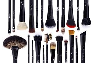 cosmetics brushes makeup brush set makeup artist brush set make-up applicators cosmetics tools