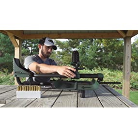 caldwell, shooting supplies, sight in, target practice, recoil reduction, recoil reducing rest, DFT2