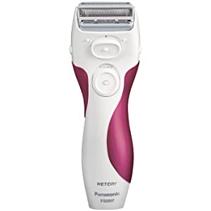 ES-2207P Panasonic ES-2207P Wet/Dry Shaver with Pop-Up Trimmer