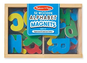 lowercase, uppercase, letters, spelling, reading, preschool, learning, educational, toys, magnets