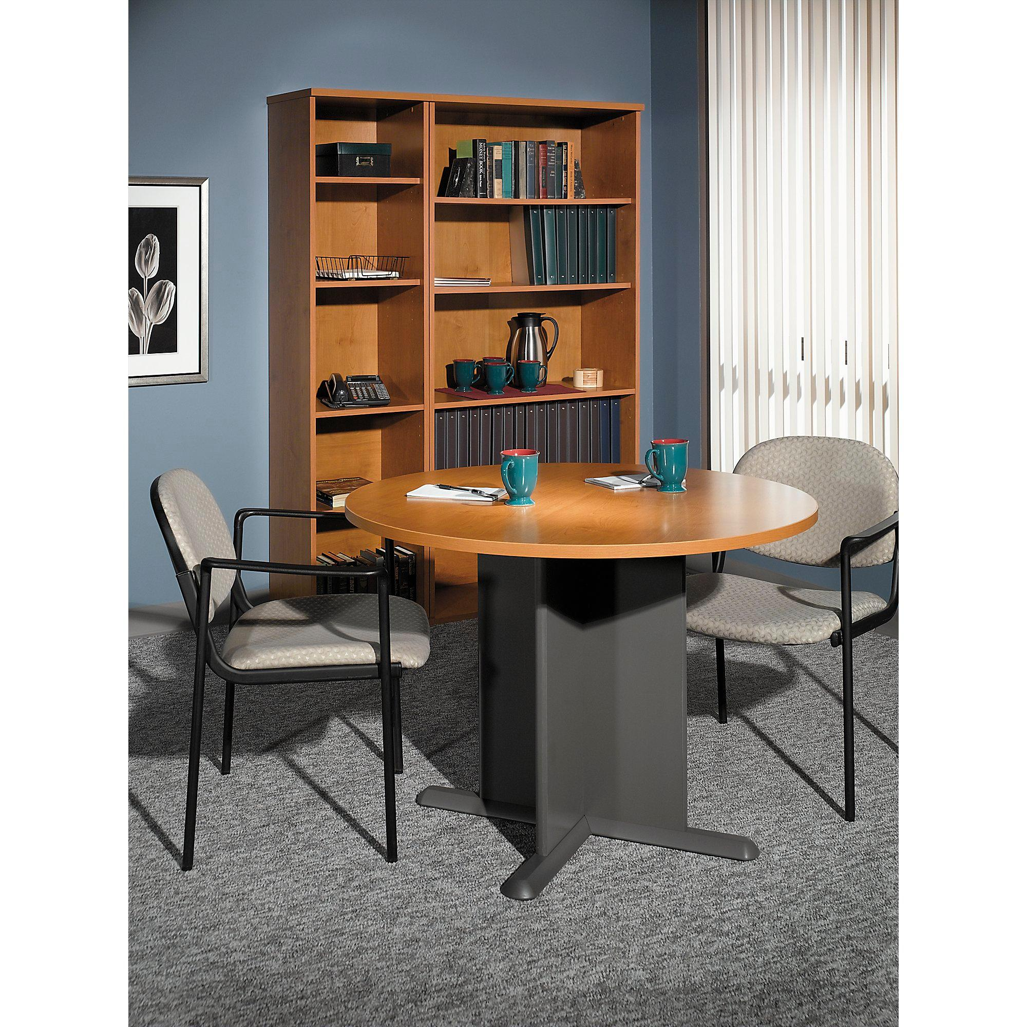 small round office tables. Bush Business Furniture Conference Tables For The Series A And C Office Small Round