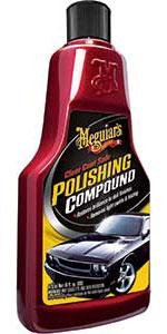 Clear Coat Safe Polishing Compound