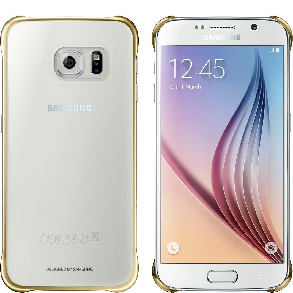 Samsung galaxy s6 - Samsung Galaxy S 6 Protective Cover Clear