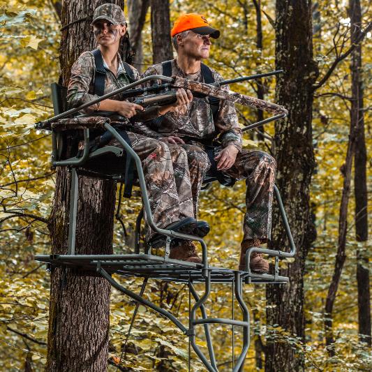Amazon Com Summit Treestands The Vine Single Hunter