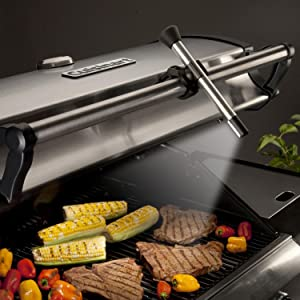 A Perfect Light Source For Grilling In Low Light Or Night Settings.