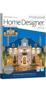 professional architectural suite interiors essentials home design - Home Designer Architectural 2016