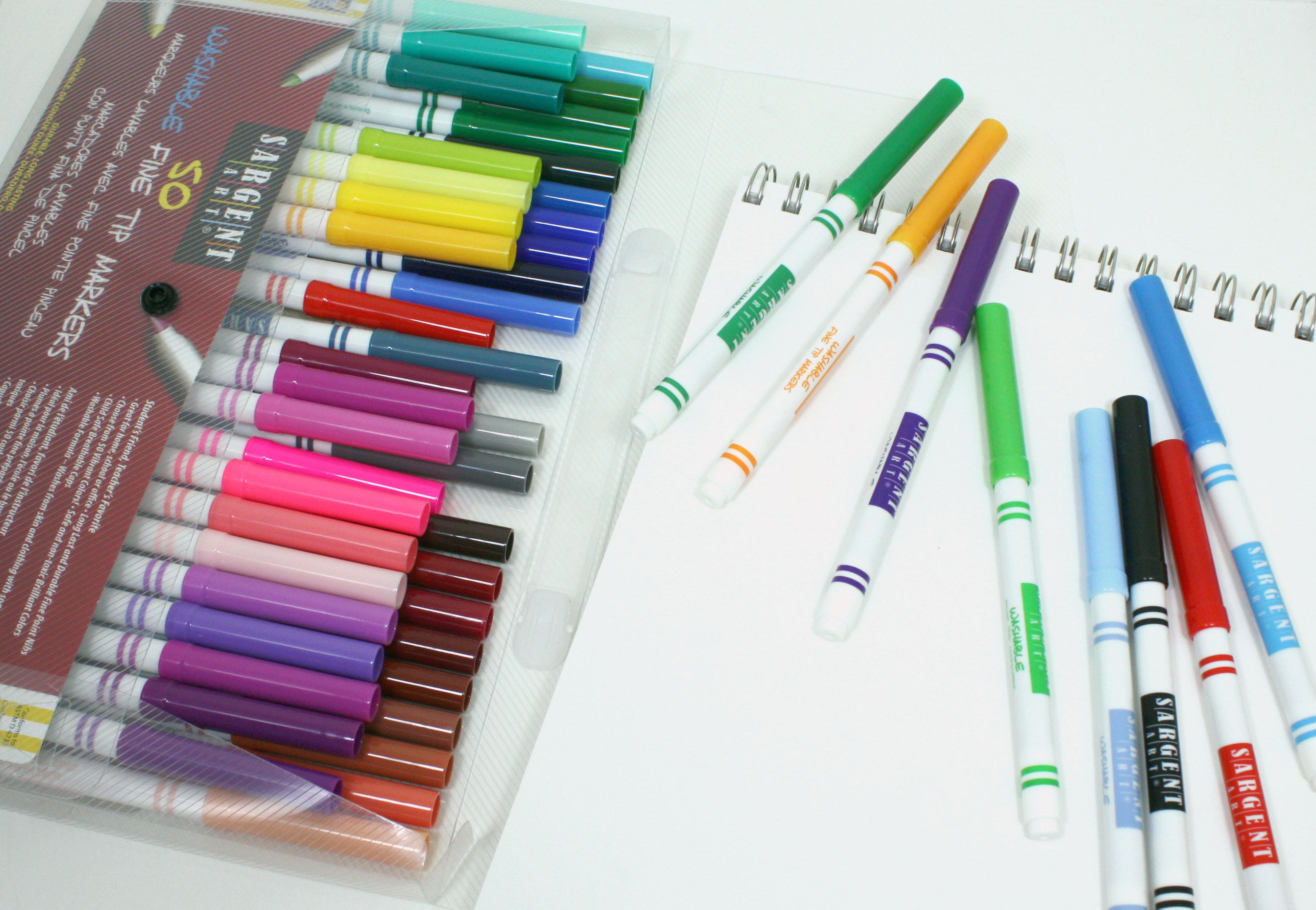 Color drawing pens for artists - From The Manufacturer