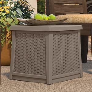 BMDB1310DT   End Table With Storage
