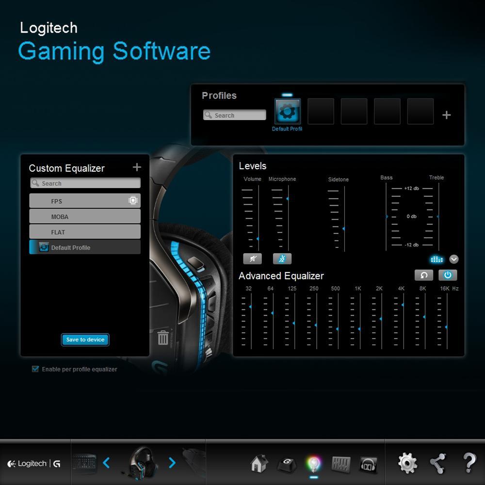 Top 10 Punto Medio Noticias | Logitech G633 Gaming Headset Artemis