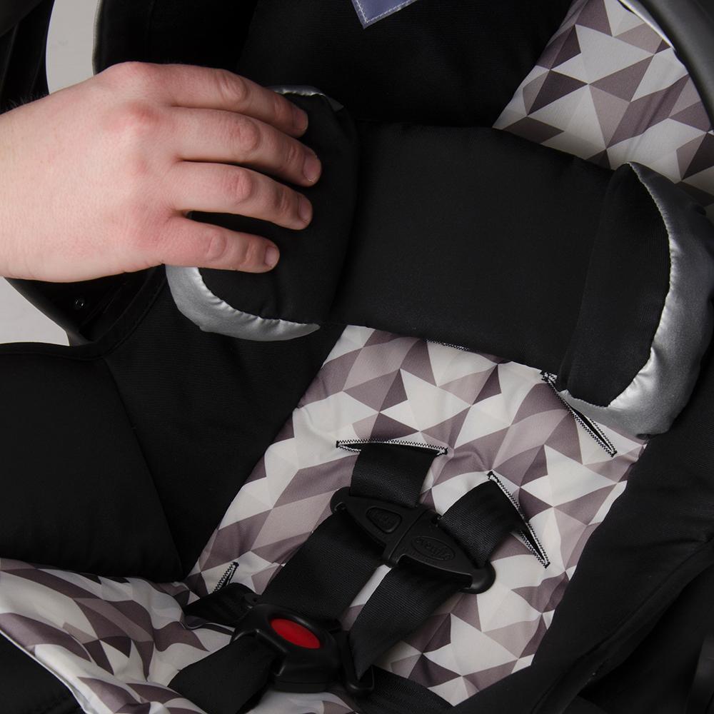 evenflo embrace lx infant car seat marianna baby. Black Bedroom Furniture Sets. Home Design Ideas