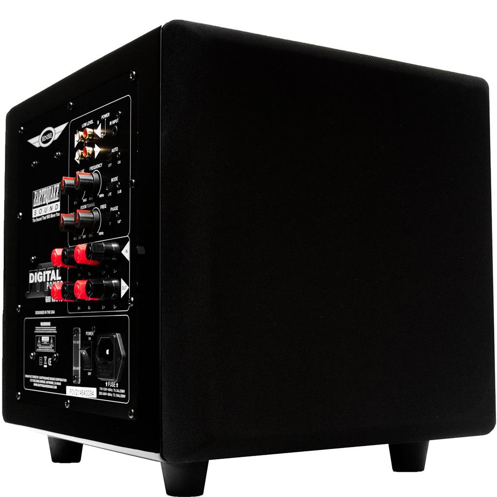 earthquake sound minime p12 v2 12 inch passive. Black Bedroom Furniture Sets. Home Design Ideas