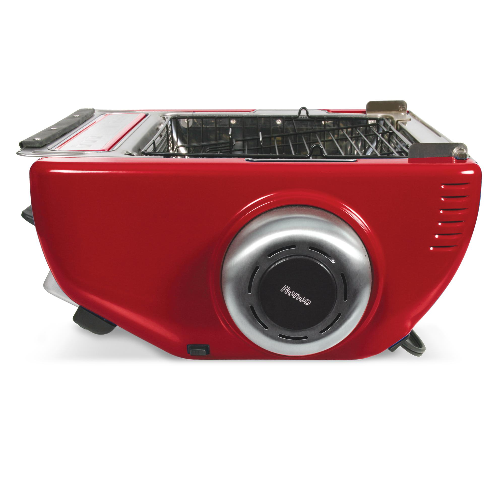 Amazon.com: Ronco Digital Showtime Rotisserie and BBQ Oven, Red