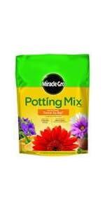 Amazon.com : Miracle-Gro 72983510 Organic Choice Potting