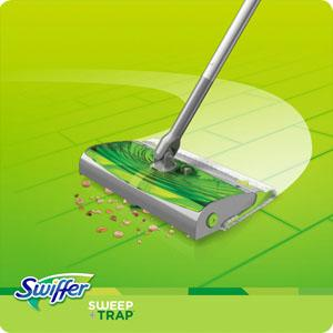 Amazon Com Swiffer Sweep And Trap Floor Cleaner Starter